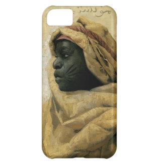 Retrato de un Nubian