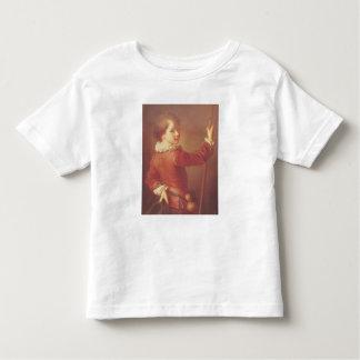 Retrato de un peregrino joven, 1725 playera de bebé