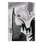 Retrato de un Ronin, de 'Seichin Gushi Shozo Póster