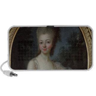 Retrato de una chica joven, 1775 altavoz