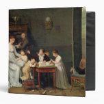 Retrato de una familia, 1800-01