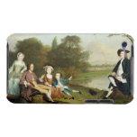 Retrato de una familia, conocido tradicionalmente  iPod touch carcasa