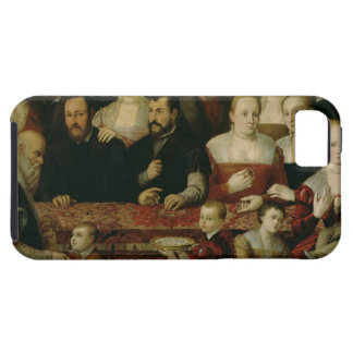 Retrato de una familia grande funda para iPhone SE/5/5s