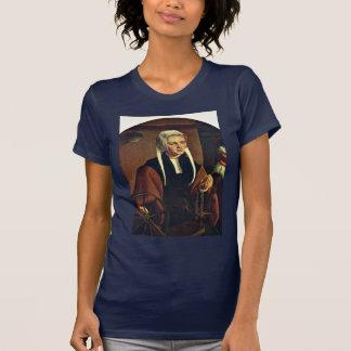 Retrato de una mujer [1]. Por Maarten Van Camisetas