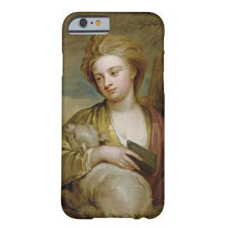 Retrato de una mujer como St. Inés, Funda De iPhone 6 Barely There