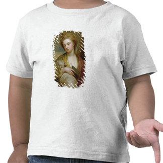 Retrato de una mujer como St. Inés, Camiseta