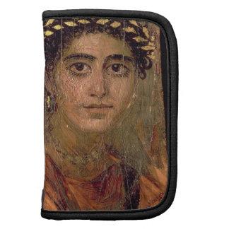 Retrato de una mujer, de Fayum, Romano-Egipcio, Planificador