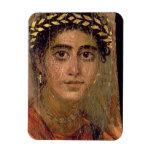 Retrato de una mujer, de Fayum, Romano-Egipcio, Imanes De Vinilo