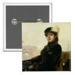 Retrato de una mujer desconocida, 1883 pin