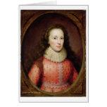 Retrato de una mujer, identificado tradicionalment felicitacion