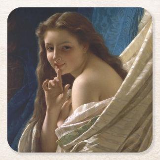 Retrato de una mujer joven por la choza de Pedro