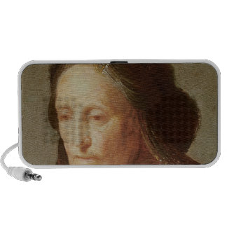 Retrato de una mujer mayor, c.1600-1700 laptop altavoz