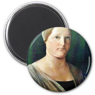 Retrato de una mujer por la loteria Lorenzo (la me Iman