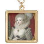 Retrato de una mujer, posiblemente algodón de Fran Grimpolas