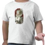 Retrato de una mujer, posiblemente algodón de Fran Camiseta