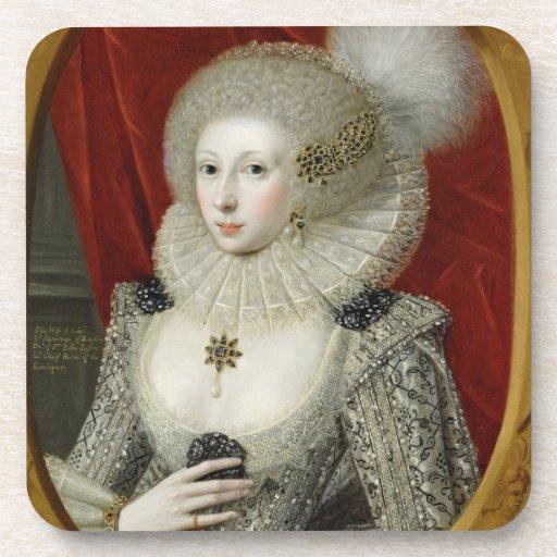 Retrato de una mujer, posiblemente algodón de Fran Posavaso