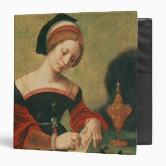 Retrato de una señora como el Magdalen