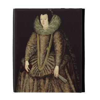 Retrato de una señora en vestido isabelino