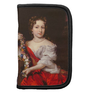 Retrato de una señora joven (aceite en lona) planificador