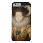 Retrato de una señora, posiblemente reina de Maria Funda De iPhone 6 Barely There