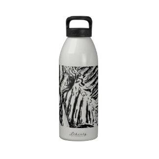 ¡Retrato de uno mismo Meme - impresión de encargo  Botellas De Agua Reutilizables