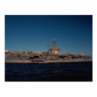 """Retrato de """"USS Nimitz"""", portador de propulsión nu Postales"""