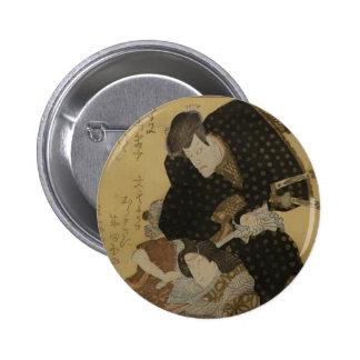 Retrato de Utagawa Kunisada- del actor Pin