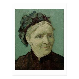 Retrato de Van Gogh de la madre del artista (F477) Postales