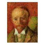 Retrato de Van Gogh del marchante Alexander Reid
