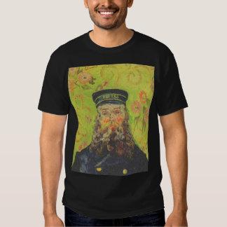 retrato de Van Gogh del roulin de José del cartero Playeras