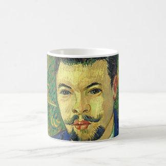 Retrato de Van Gogh el | del Dr. Félix Rey el | Taza De Café