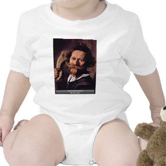Retrato de Verdonck de Hals Francisco Traje De Bebé