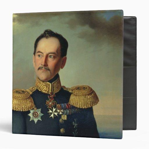 Retrato de Vicealmirante Nikolai