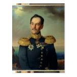 Retrato de Vicealmirante Nikolai Postal