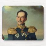 Retrato de Vicealmirante Nikolai Alfombrillas De Raton
