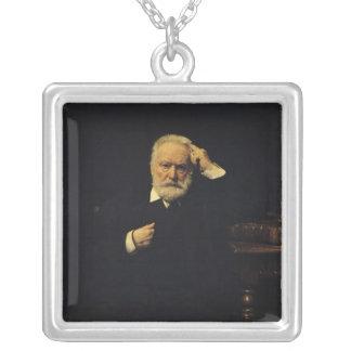 Retrato de Victor Hugo 1879 Collares