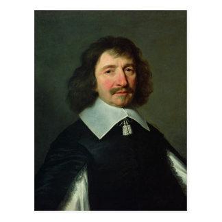 Retrato de Vincent Voiture c.1643-44 Tarjetas Postales