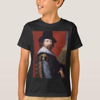 Retrato de vizconde St Alban de sir Francis Bacon Playera