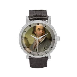 Retrato de Vladimir Borovikovsky- de Alexander Reloj