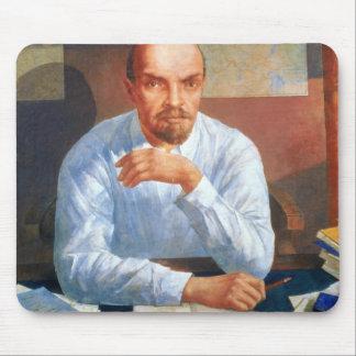 Retrato de Vladimir Ilyich Lenin, 1934 Mouse Pad