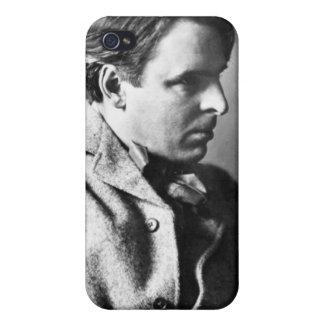 Retrato de W.B. Yeats iPhone 4/4S Funda