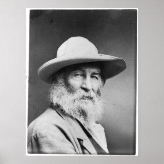 Retrato de Walt Whitman a.k.a. La foto del Quaker Impresiones