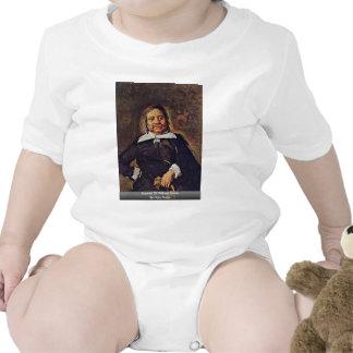 Retrato de Willem Croes de Hals Francisco Trajes De Bebé