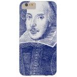 Retrato de William Shakespeare a partir del Funda De iPhone 6 Plus Barely There