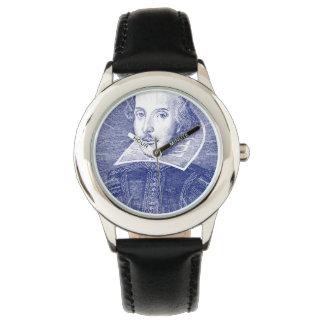 Retrato de William Shakespeare a partir del Relojes De Mano