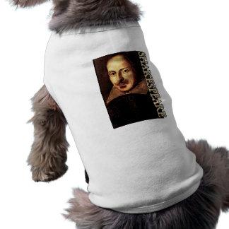 Retrato de William Shakespeare Ropa Para Mascota