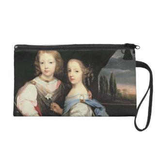 Retrato de Winston y de Arabella (1648-1730) Churc