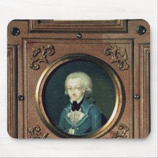 Retrato de Wolfgang Amadeus Mozart 1773 Alfombrilla De Raton