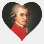 Retrato de Wolfgang Amadeus Mozart Colcomanias De Corazon