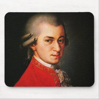 Retrato de Wolfgang Amadeus Mozart Alfombrilla De Ratones